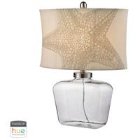 Dimond Lighting D2617-HUE-D Glass Bottle 26 inch 60 watt Clear Table Lamp Portable Light