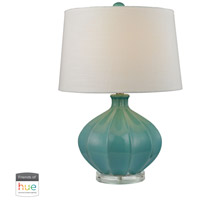 Green Steel Table Lamps