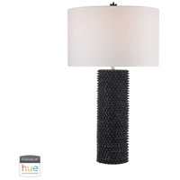 Dimond Lighting D2766-HUE-B Punk 30 inch 60 watt Black Table Lamp Portable Light