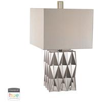 Dimond Lighting D2860-HUE-D Hearst 26 inch 60 watt Mirror Table Lamp Portable Light