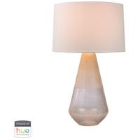 Dimond Lighting D2872-HUE-D Signature 29 inch 60 watt Clear Table Lamp Portable Light