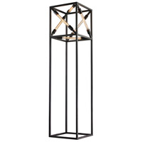 Dimond Lighting Signature 6 Light Floor Lamp in Black D2899