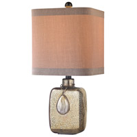 Dimond Lighting Cadiz 1 Light Table Lamp in Bronze Mercury D2926