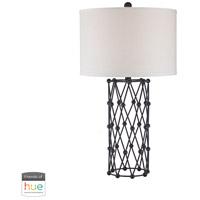 Dimond Lighting D2933-HUE-D Exposition 29 inch 60 watt Bronze Table Lamp Portable Light