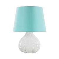 Dimond Lighting D3094GREEN Aruba 19 inch 100 watt White Outdoor Table Lamp
