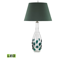 Confiserie 30 inch 9.5 watt Green Table Lamp Portable Light in LED