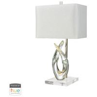 Dimond Lighting D3358-HUE-D Savoie 26 inch 60 watt Sky Table Lamp Portable Light