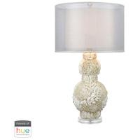 Dimond Lighting D3424-HUE-D Portonovo 30 inch 60 watt Natural Table Lamp Portable Light