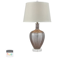 Dimond Lighting D3442-HUE-B Gia 27 inch 60 watt Mauve Table Lamp Portable Light