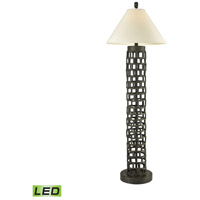 Rook 63 inch Bronze Floor Lamp Portable Light