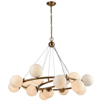 Dimond Lighting D3563 Luft 16 Light 42 inch Chandelier Ceiling Light