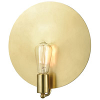 Sunscreen LED New Aged Brass Wall Sconce Wall Light