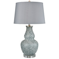 Dimond Lighting D3969 Cherie 29 inch 150 watt Blue Grey Frost Table Lamp Portable Light