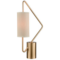 Dimond Lighting D4114 Akimbo 30 inch 60 watt Cafe Bronze Table Lamp Portable Light