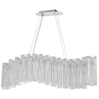 Dimond Lighting D4294 Diplomat 9 Light 47 inch Chrome Island Light Ceiling Light alternative photo thumbnail