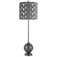 Dimond Lighting D4320 Dalio 41 inch 150 watt Pewter Table Lamp Portable Light alternative photo thumbnail