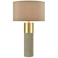 Dimond Lighting Brass Metal Table Lamps