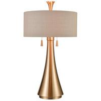 Dimond Lighting D4518 Confab 32 inch 60 watt Cafe Bronze Table Lamp Portable Light