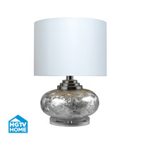 Dimond Lighting HGTV Home 1 Light Table Lamp in Frost HGTV234