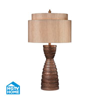 Dimond Larsen 1 Light Table Lamp in Burton Bronze HGTV335