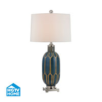 Dimond Chopin 1 Light Table Lamp in Tate HGTV351