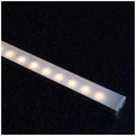 Diode LED DI-CPCHC-FR48-10 Chromapath Frosted Channel Cover