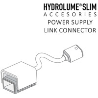 Hydrolume White Power Supply Link Connector