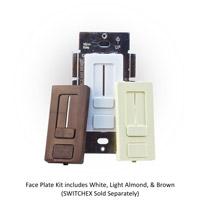 Diode LED DI-SE-FP-3 Signature White Trim Plate Kit