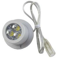 Diode LED DI-SPOT-SP30-45-BA Spotmod 12V LED Brushed Aluminum LED Fixture