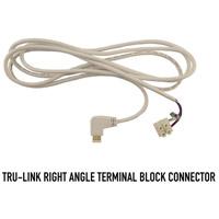 Diode LED DI-TR-PWRSF-TB-W Signature White Terminal Block Connector Right Angle