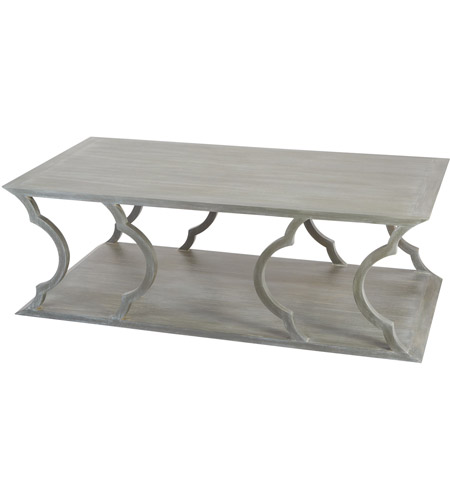 Dimond Home 158-002 Cloud 60 X 30 inch Grey Wood Coffee Table