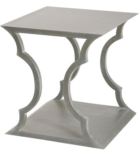 Dimond Home 158-003 Cloud 25 X 24 inch Grey Wood Side Table