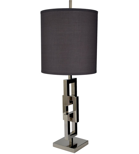 Dimond Home 225063 Chain Link 33 inch 100 watt Silver Table Lamp Portable Light