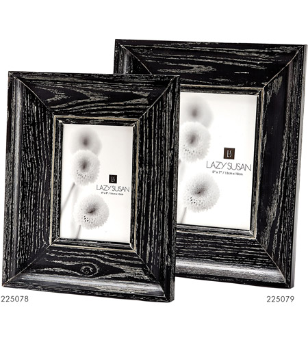 Dimond Home 225078 Cerused 8 X 6 inch Picture Frame in 4x6, 4x6