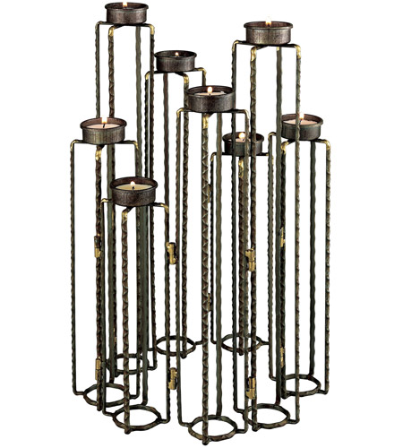 Dimond Home 3129-1149 Ascencio 24 X 16 inch Candle Holder, Hinged