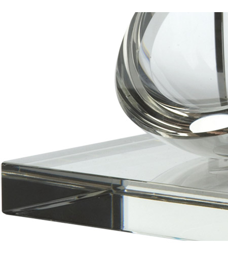Dimond Home 329023 Crystal Sphere 5 X 5 inch Clear Bookend 329023_alt2.jpg