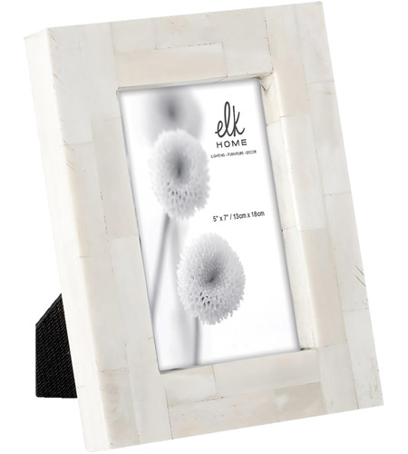 Dimond Home 344022 Block 9 X 7 inch Picture Frame in 5x7, 5x7