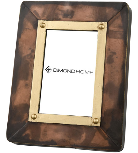 Dimond Home 351-10575 Cassius 10 X 8 inch Picture Frame, Small