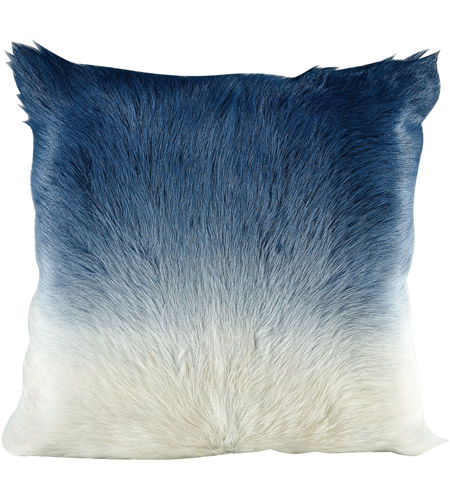 Dimond Home 5227-006 Bareback Ivory to Blue Pillow