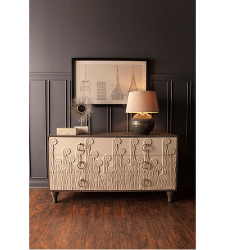 Dimond Home 7011-1044 Deco Fern Cappuccino Foam,Antique Smoke Chest 7011-1044_rm1.jpg