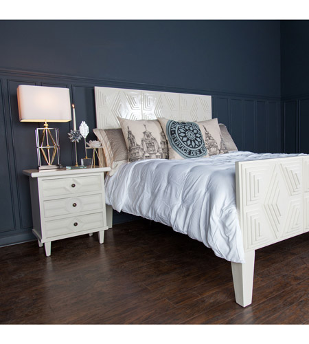Dimond Home 7011-1222 Electra Heritage Dark Grey Stain Queen Bed 7011-1222_rm1.jpg