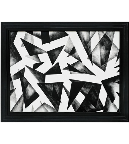 Dimond Home 7011-1263 Spray Lines II 43 X 33 inch Art Print photo
