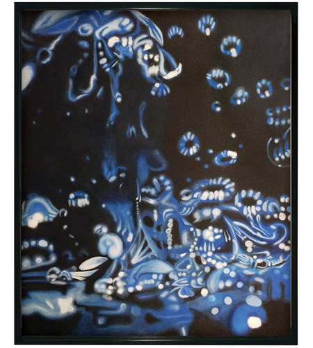 Dimond Home 7011-1393 Droplets 66 X 56 inch Painting