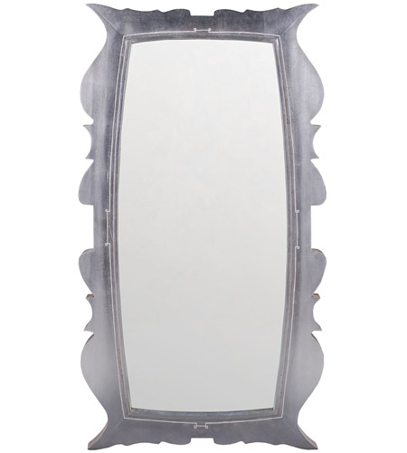 Dimond Home 7011-146 Annie 58 X 32 inch Silver Leaf Wall Mirror
