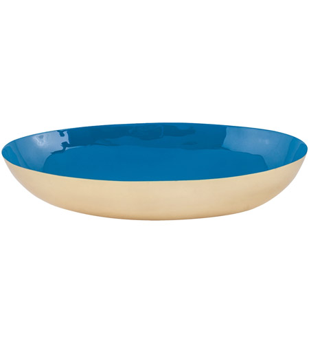 Dimond Home 8900-010 Argos 14 X 3 inch Bowl, Oval