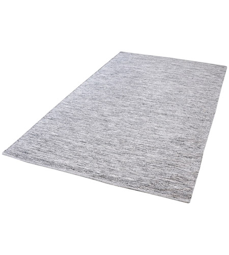Dimond Home 8905-001 Alena 60 X 36 inch Black and White Rug in Small