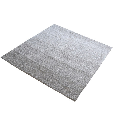 Dimond Home 8905-025 Delight 6 X 6 inch Grey Rug in 6-inch Square