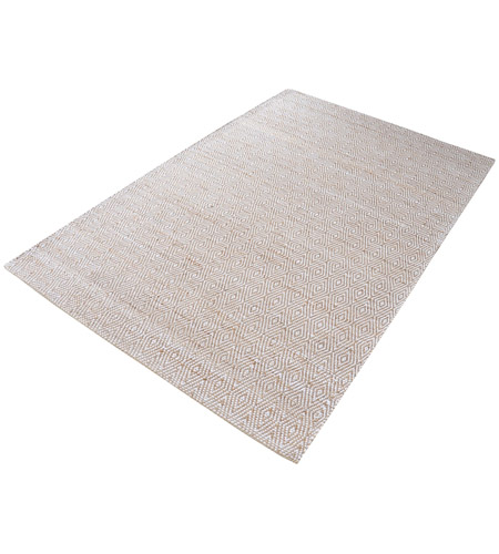 Dimond Home 8905-120 Elsie 60 X 36 inch Ivory and Beige Rug in Small