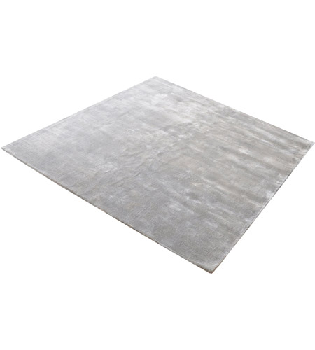 Dimond Home 8905-136 Auram 6 X 6 inch Silver Rug in 6-inch Square