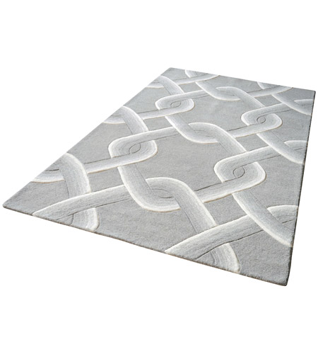 Dimond Home 8905-190 Desna 96 X 60 inch Grey Rug in Small